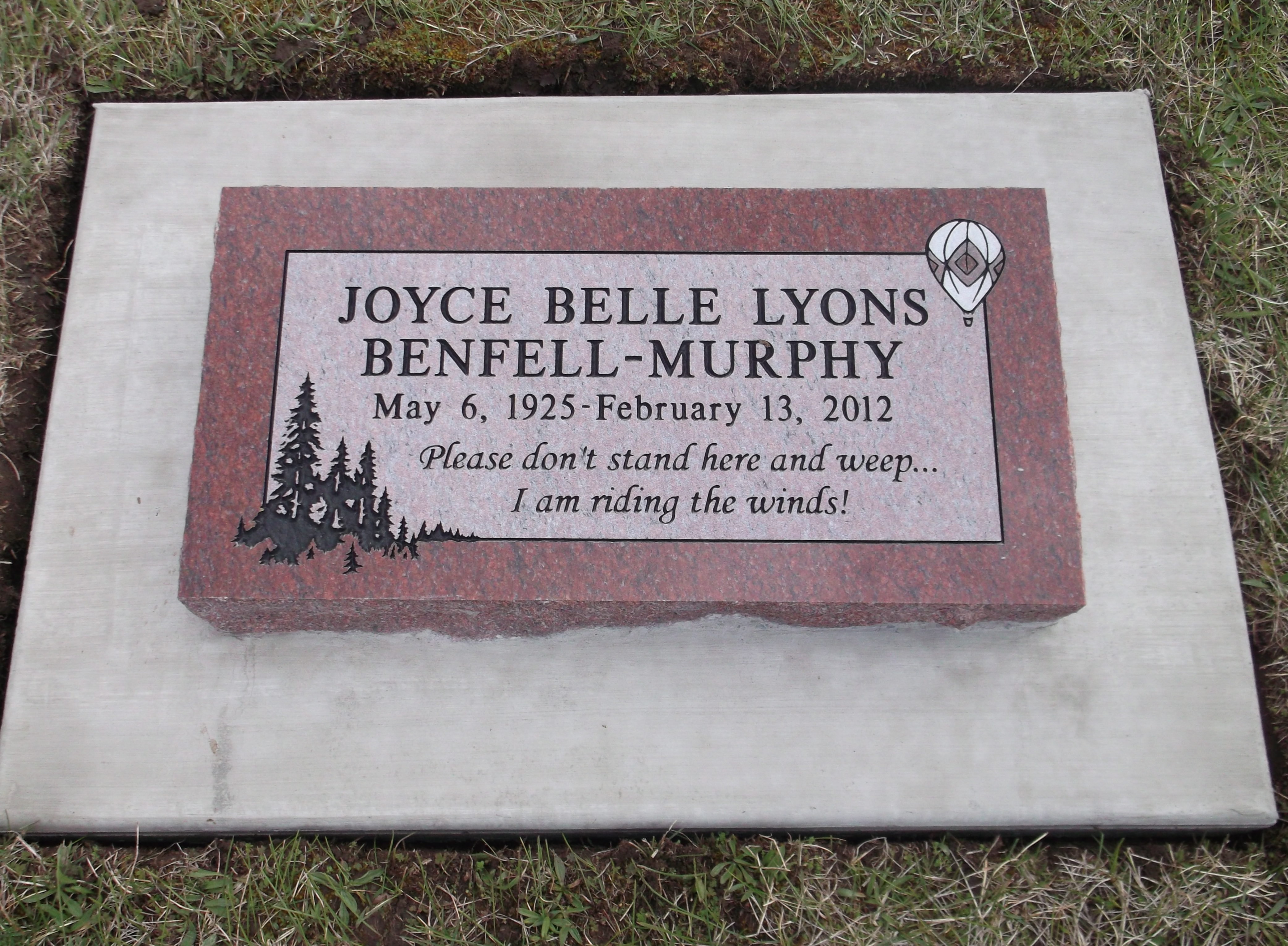 Headstones and monuments in lewiston idaho flat monument 03 wausau red granite headstone reviewsmspy